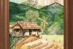 Al pie del volcán :: Creado   por  Sheirys Jiménez en el año 2008